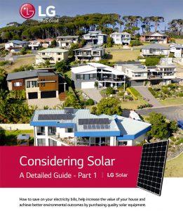 LG Solar Guide